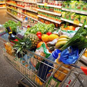 Магазины продуктов Арьи