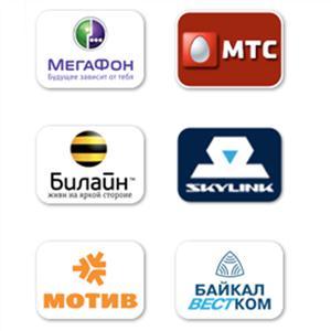 Операторы сотовой связи Арьи